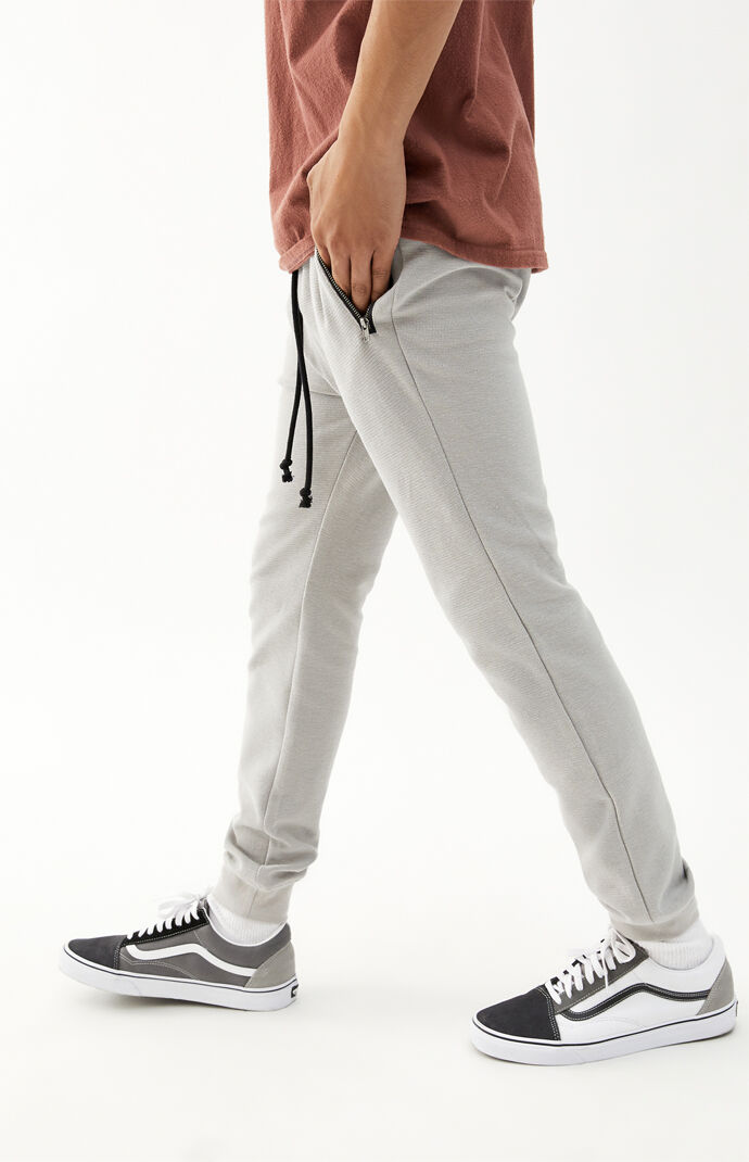 Zip Pocket Fleece Pants