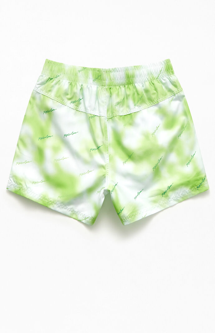 "Scripted 14"" Swim Trunks"