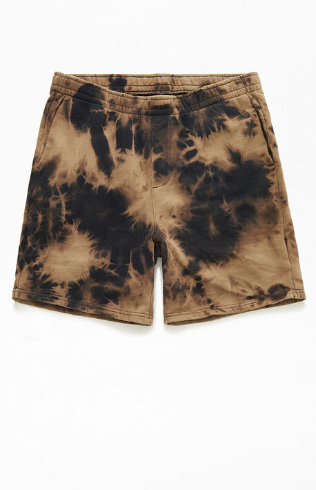 Crystal Wash Sweat Shorts