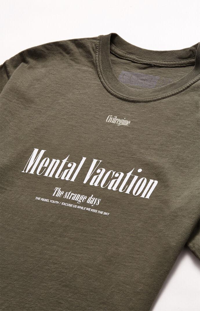 Mental Vacation T-Shirt