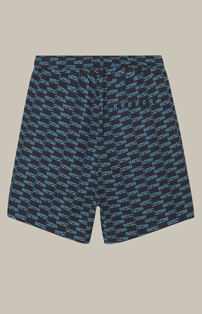 Zack Printed Swim Trunks