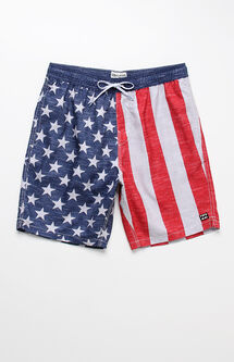 "Layback OG 18"" Swim Trunks"