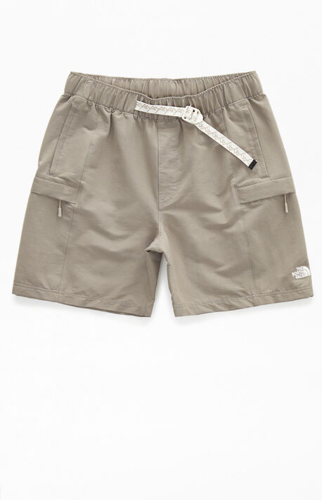 Classic V Belted Shorts