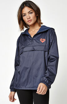 Lonely Hearts Anorak Coach Jacket