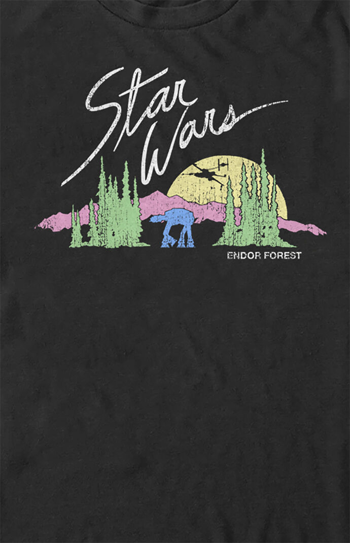 Endor Vintage Star Wars T-Shirt