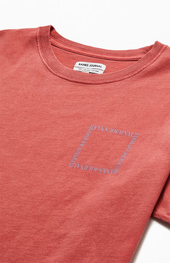 Heart Warp T-Shirt