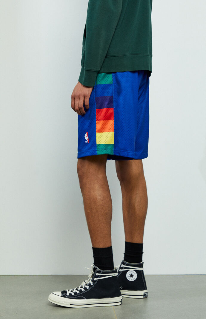 Swingman Nuggets Basketball Shorts
