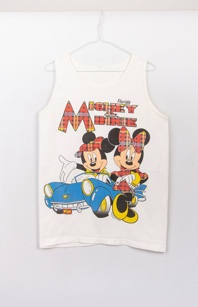 Mickey 'N Minnie Tank Top