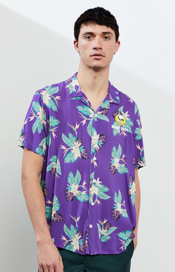 Bahny Button Up Shirt