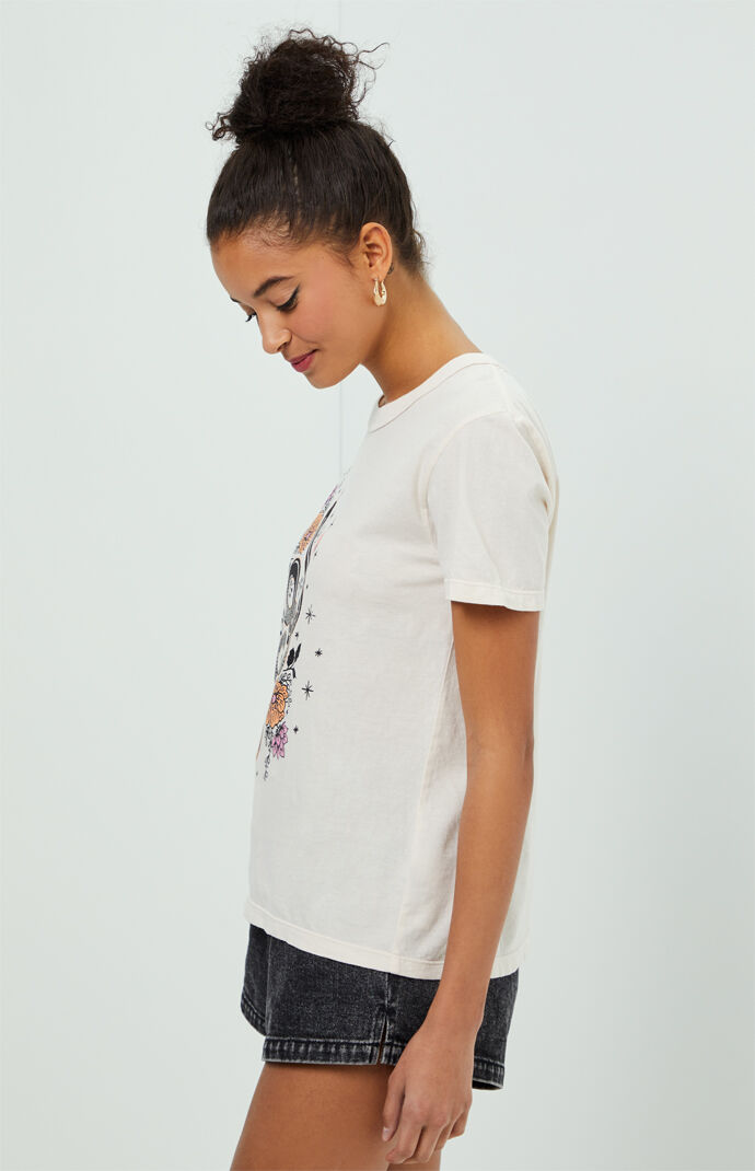 Floral Serpent T-Shirt