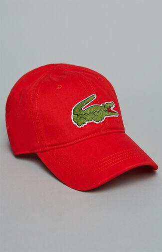 Big Croc Gabardine Strapback Dad Hat