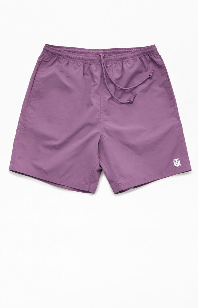 Easy Nylon Shorts