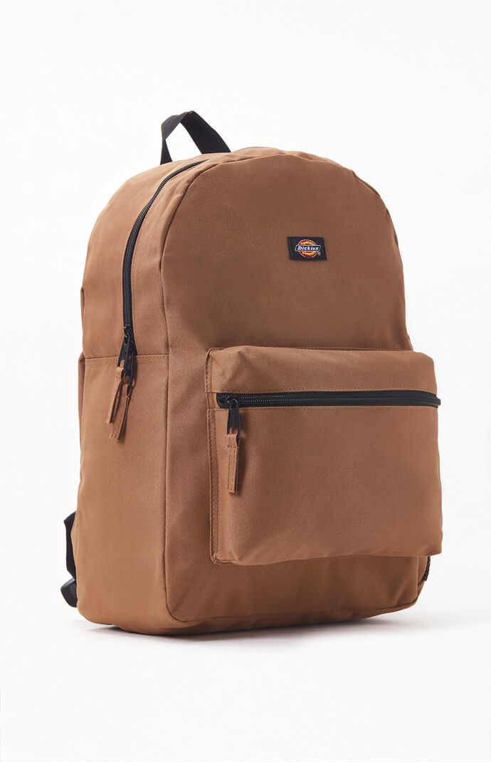 Khaki Student Backpack