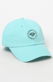 Circle Logo Strapback Dad Hat