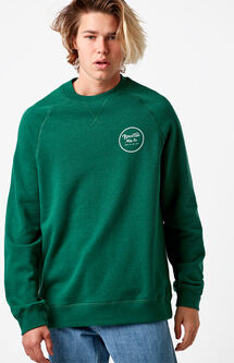 Wheeler Crew Neck Sweatshirt