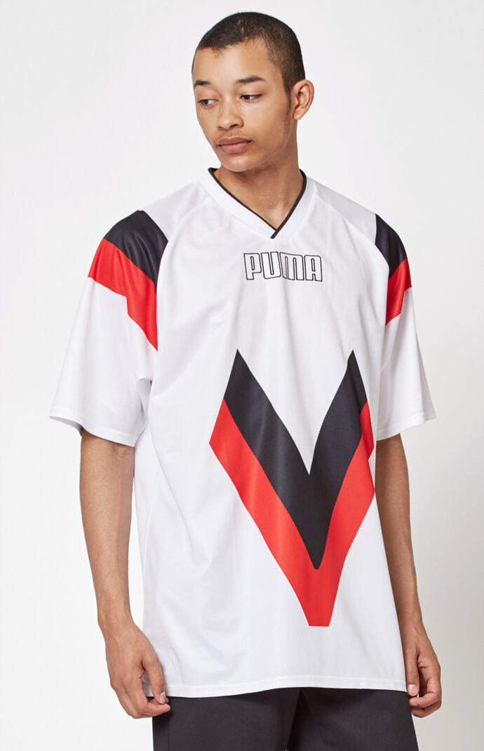 Heritage Football T Shirt by Puma