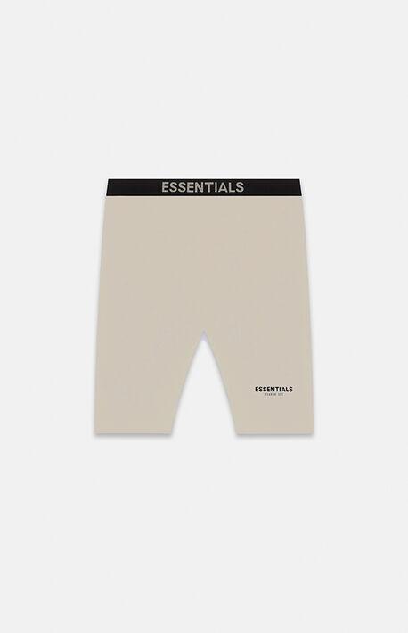 Essentials Moss Biker Shorts