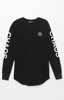 Chaos Oiled Long Sleeve T-Shirt