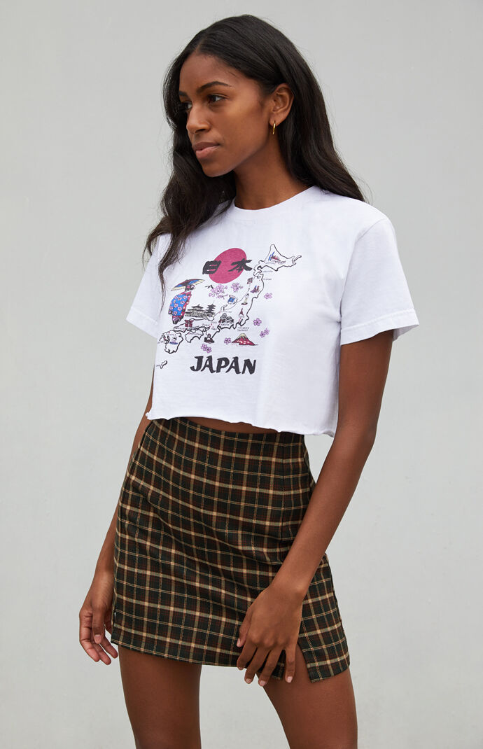 Jamie Japan Map T-Shirt