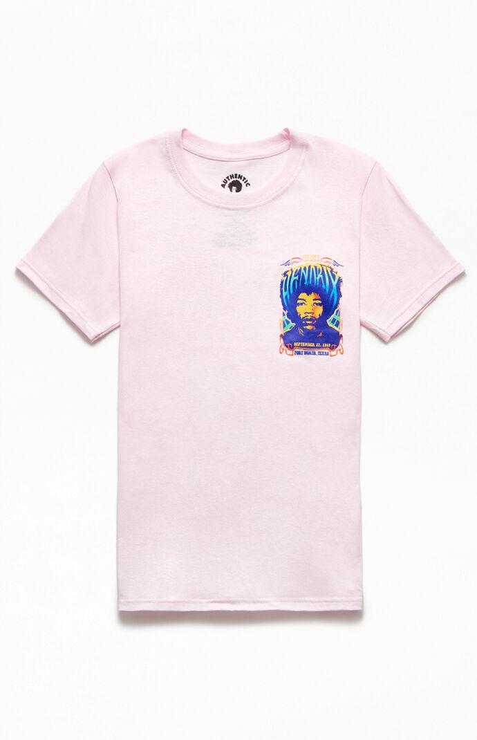 Jimi Hendrix Short Sleeve T-Shirt