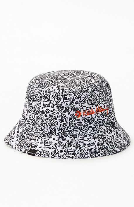 x Keith Haring Reversible Bucket Hat
