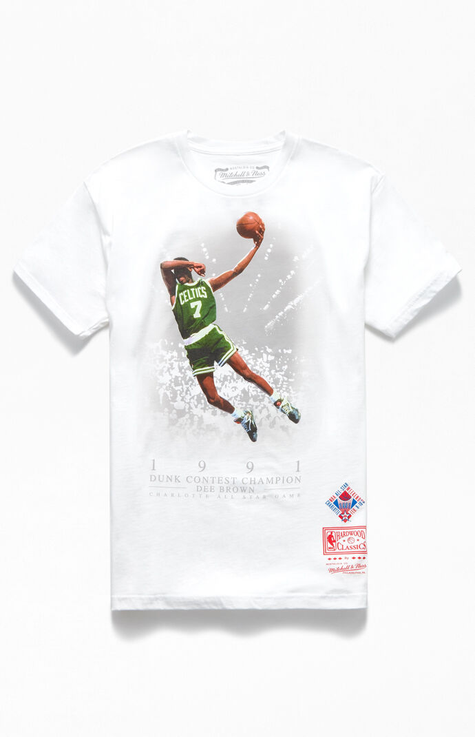 Dunk Dee Brown T-Shirt