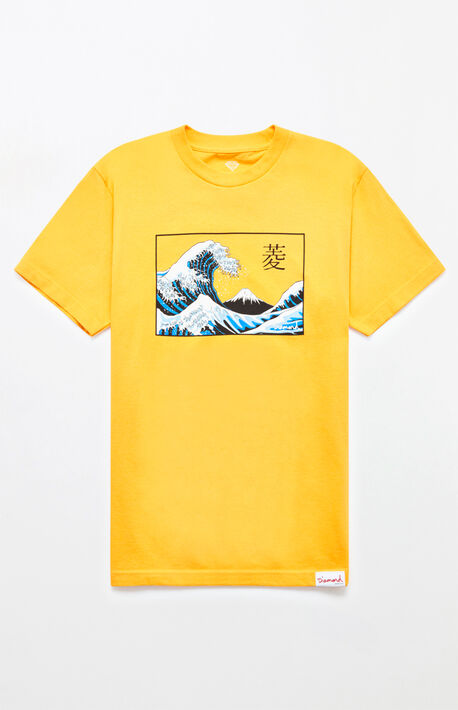 best service 0a517 05b8c Diamond Supply Co Tidal T-Shirt