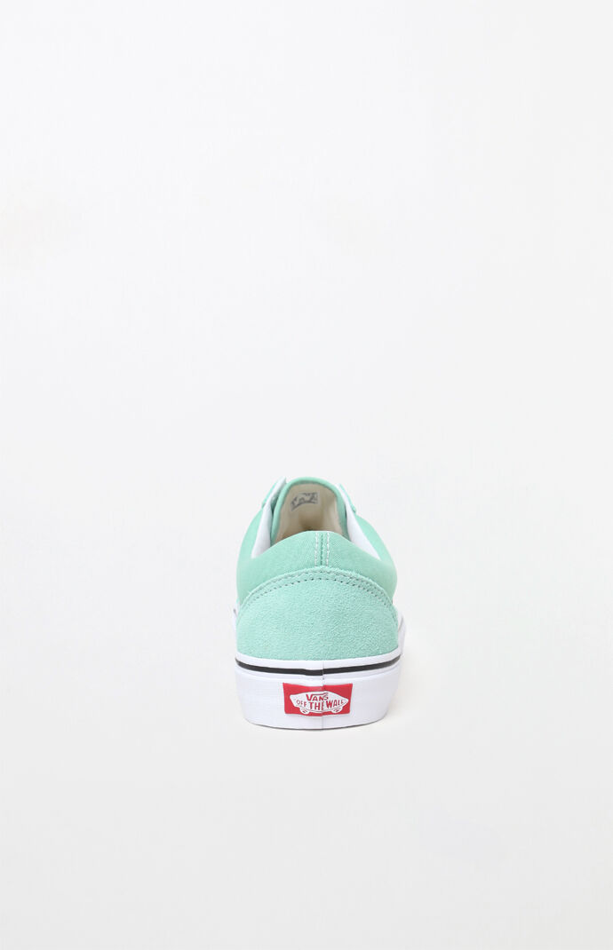 Women's Mint Old Skool Sneakers