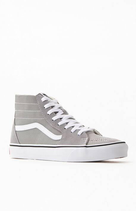 Gray Sk8-Hi Tapered Sneakers