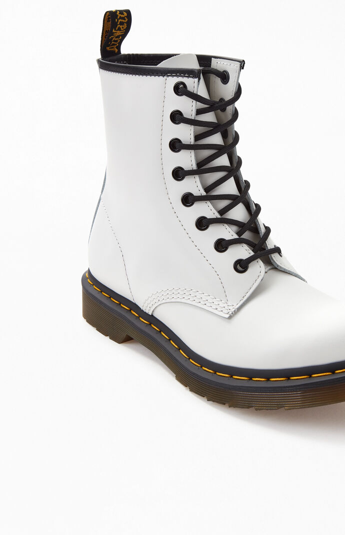 Women's 1460 Smooth Leather Boots