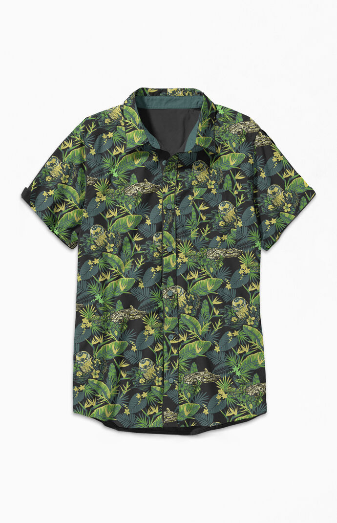 Falcon Jungle Camp Shirt