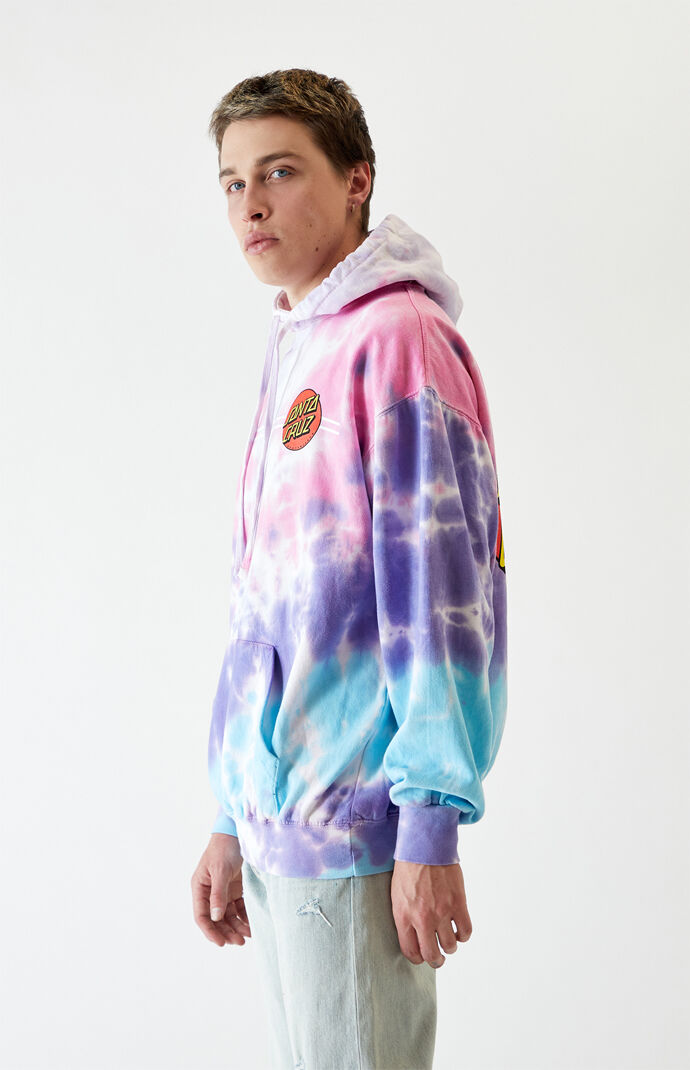 Tie-Dyed Classic Dot Hoodie