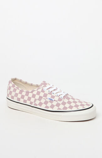 Anaheim Factory Authentic 44 DX Checkerboard Shoes