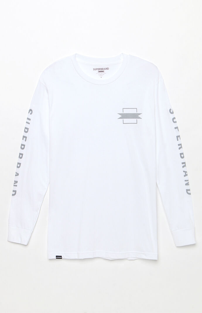 Mod Long Sleeve T Shirt by Supe Rbrand