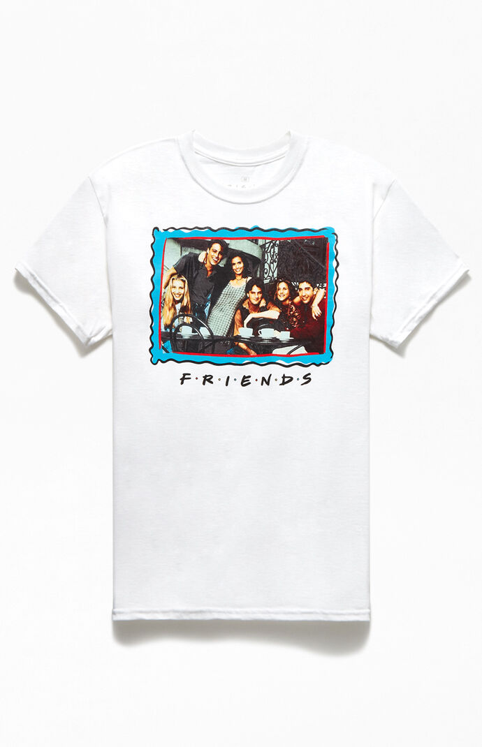 Friends Photo Frame T-Shirt