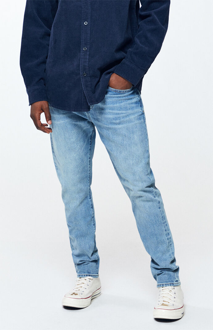 Medium Slim Taper Jeans
