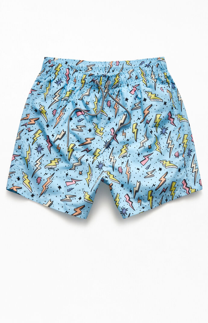 "Zaps 15"" Swim Trunks"