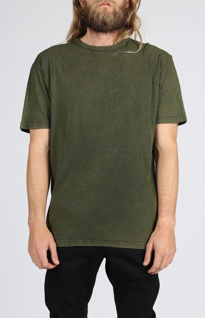 Olive Vintage Wash T-Shirt
