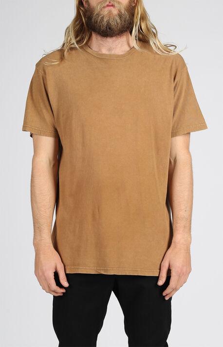 Tan Vintage Wash T-Shirt
