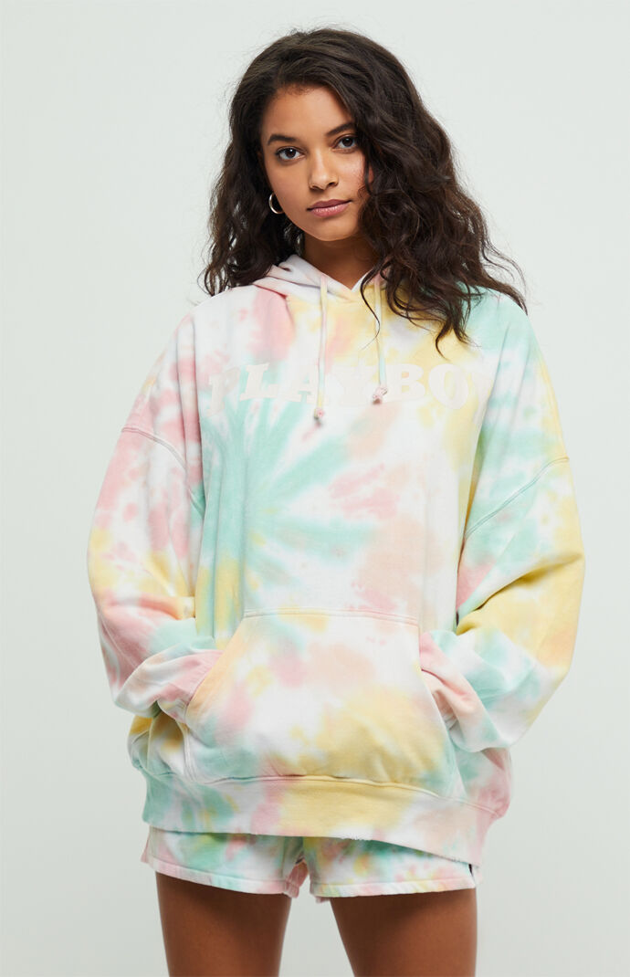 By PacSun Oversized Graphic Hoodie