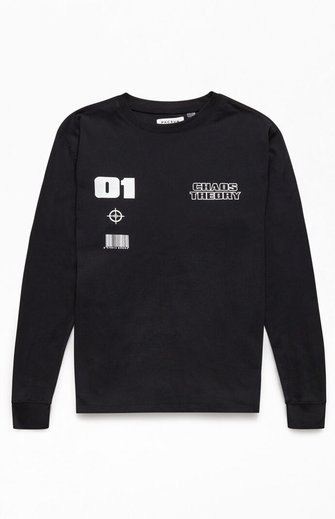 Chaos Theory Long Sleeve T-Shirt