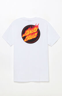 Flaming Dot T-Shirt