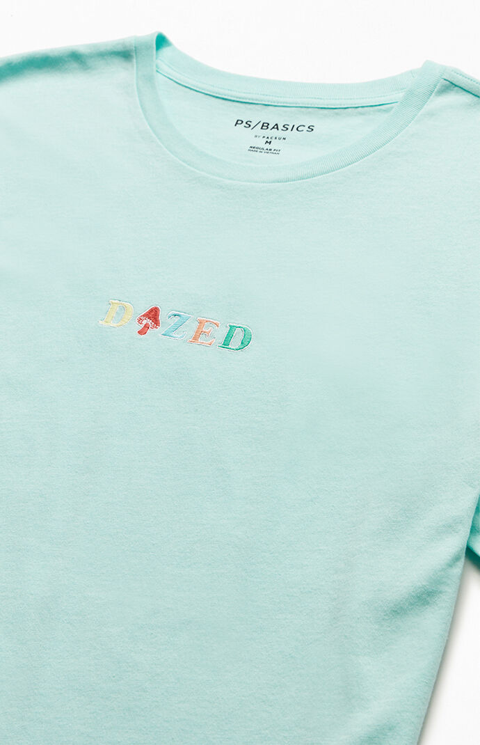 Dazed Embroidered T-Shirt