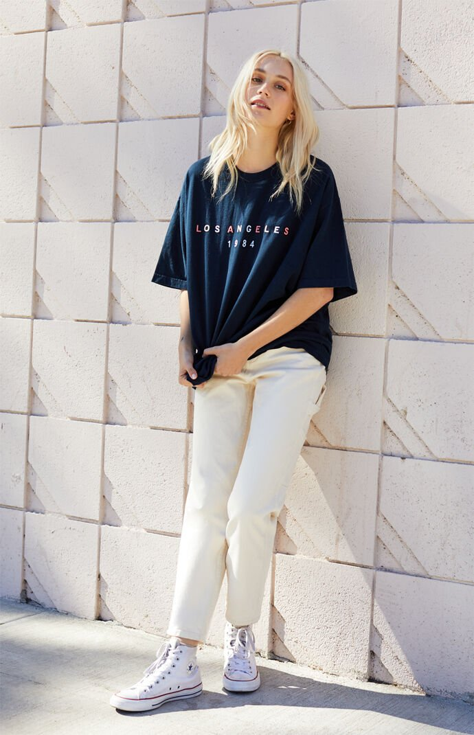 Marina 1984 Cropped T-Shirt