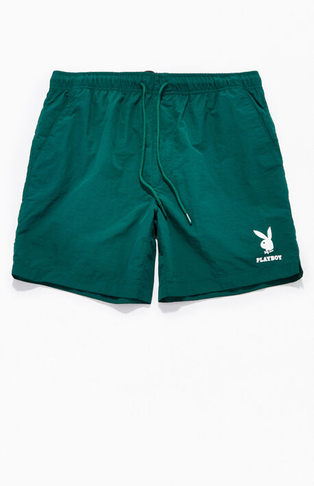 By PacSun Bunny Nylon Shorts