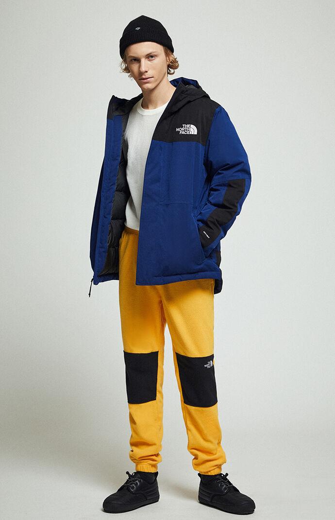 Navy Balham Insulated Snow Jacket