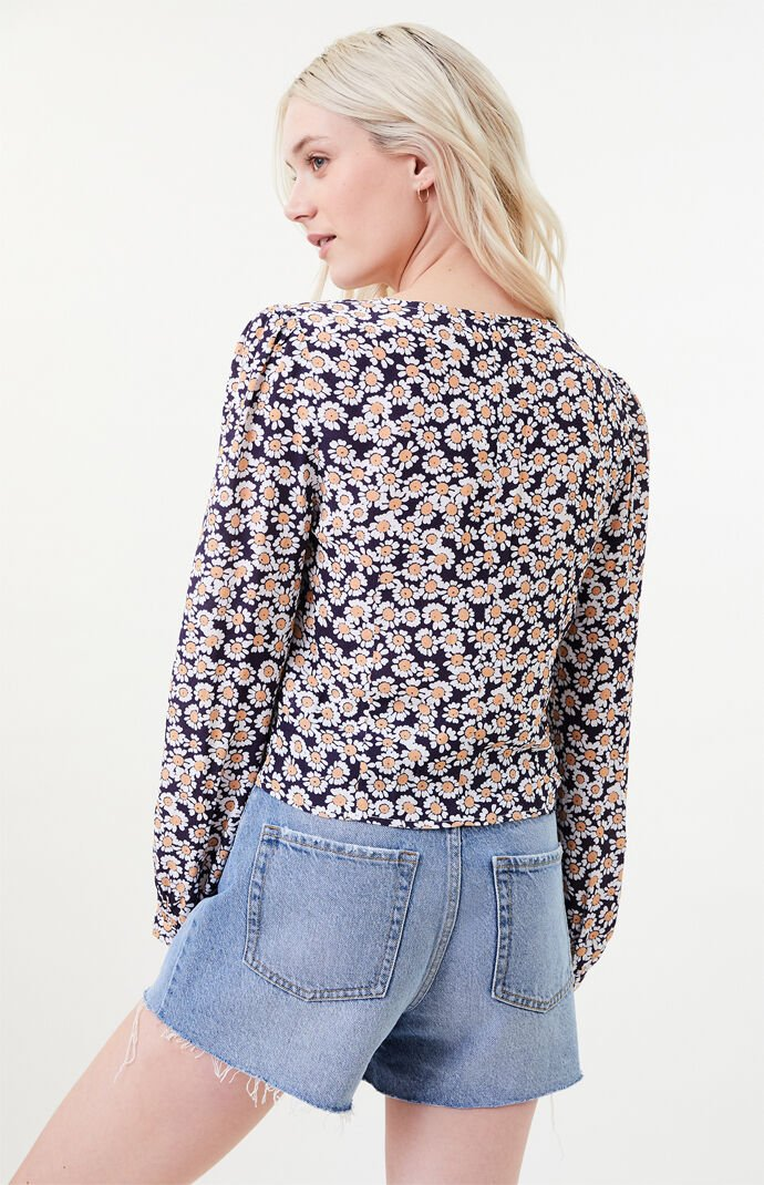 Zoe Long Sleeve Top