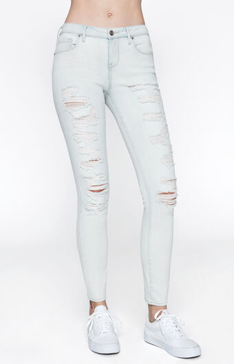 Low Rise Skinniest Jeans