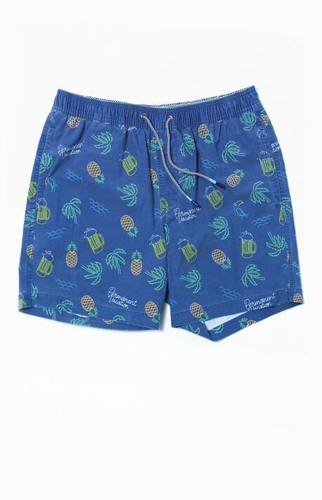 "Neon 16"" Swim Trunks"