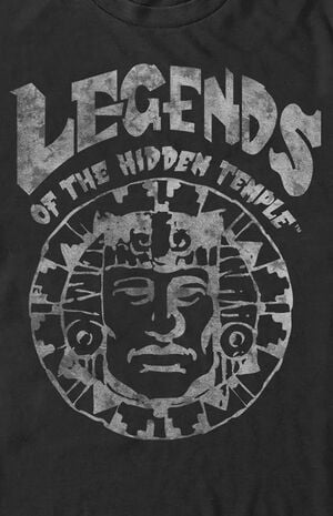 Legends Of The Hidden Temple T-Shirt image number null
